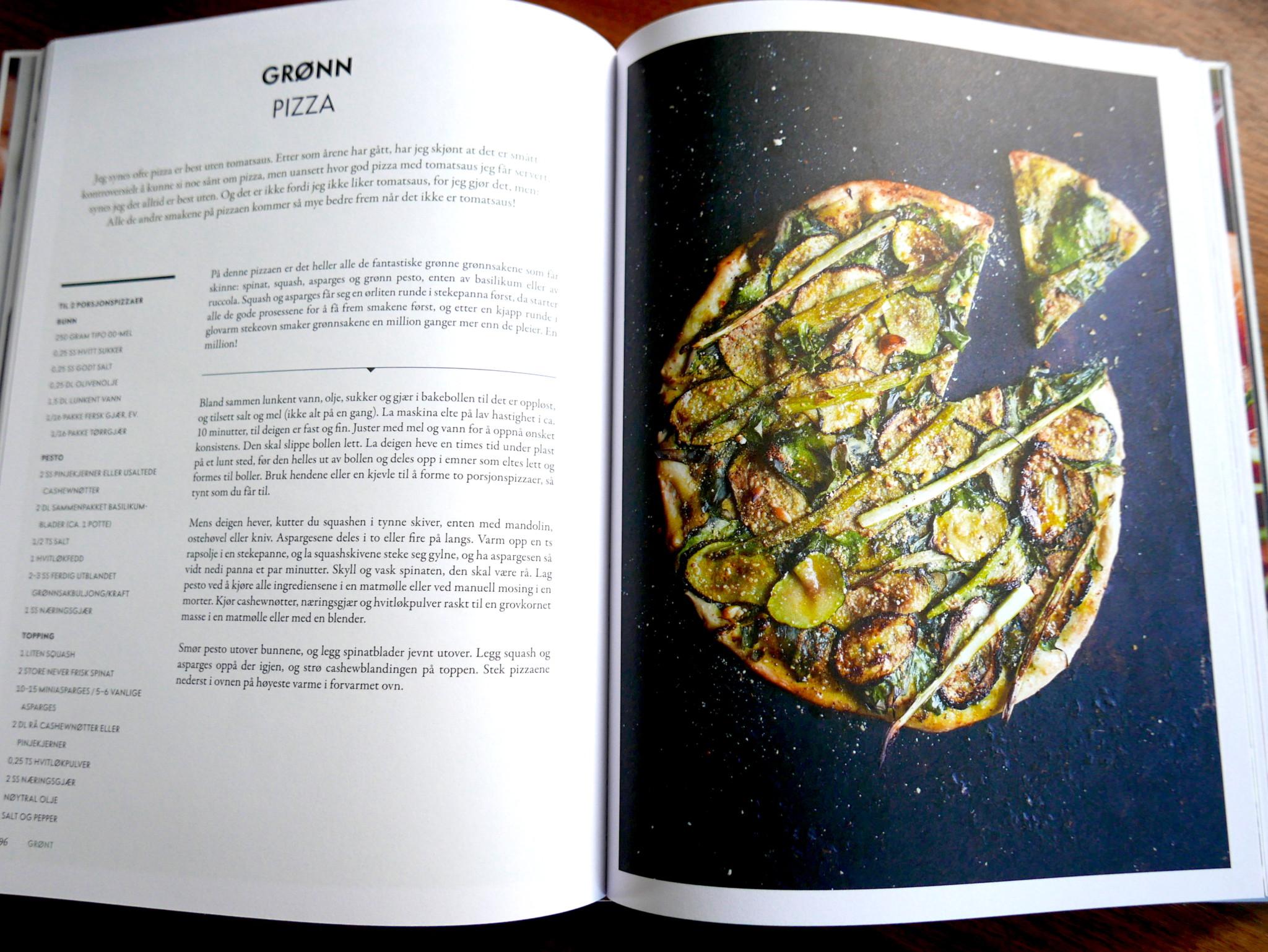 green-bonanza-grønn-pizza
