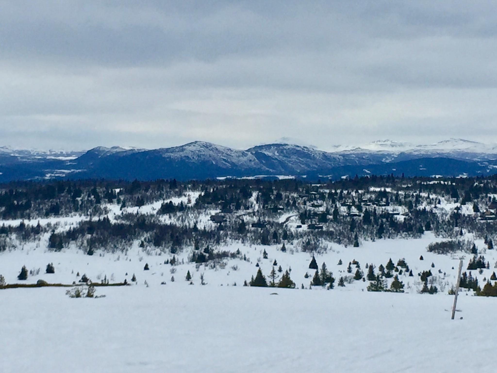 view-haerfjellet-gausdal