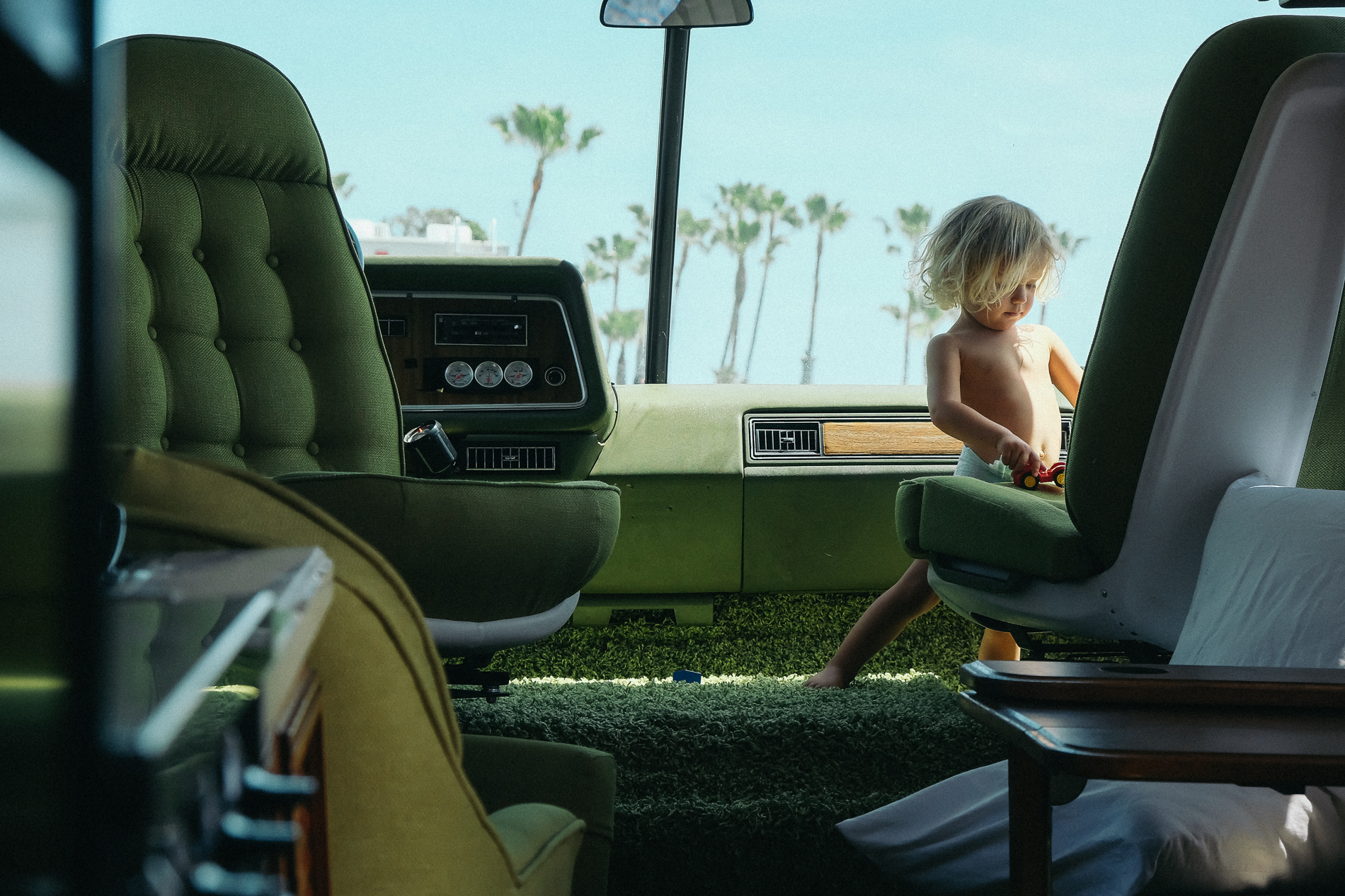 little-driver-palm-beach-1977-green-house
