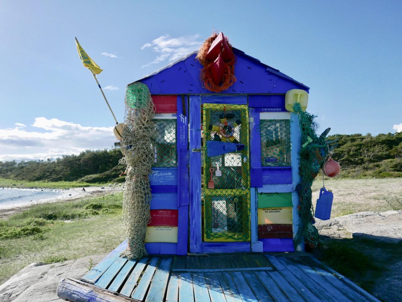 hytte-plastavfall-storesand-hvaler