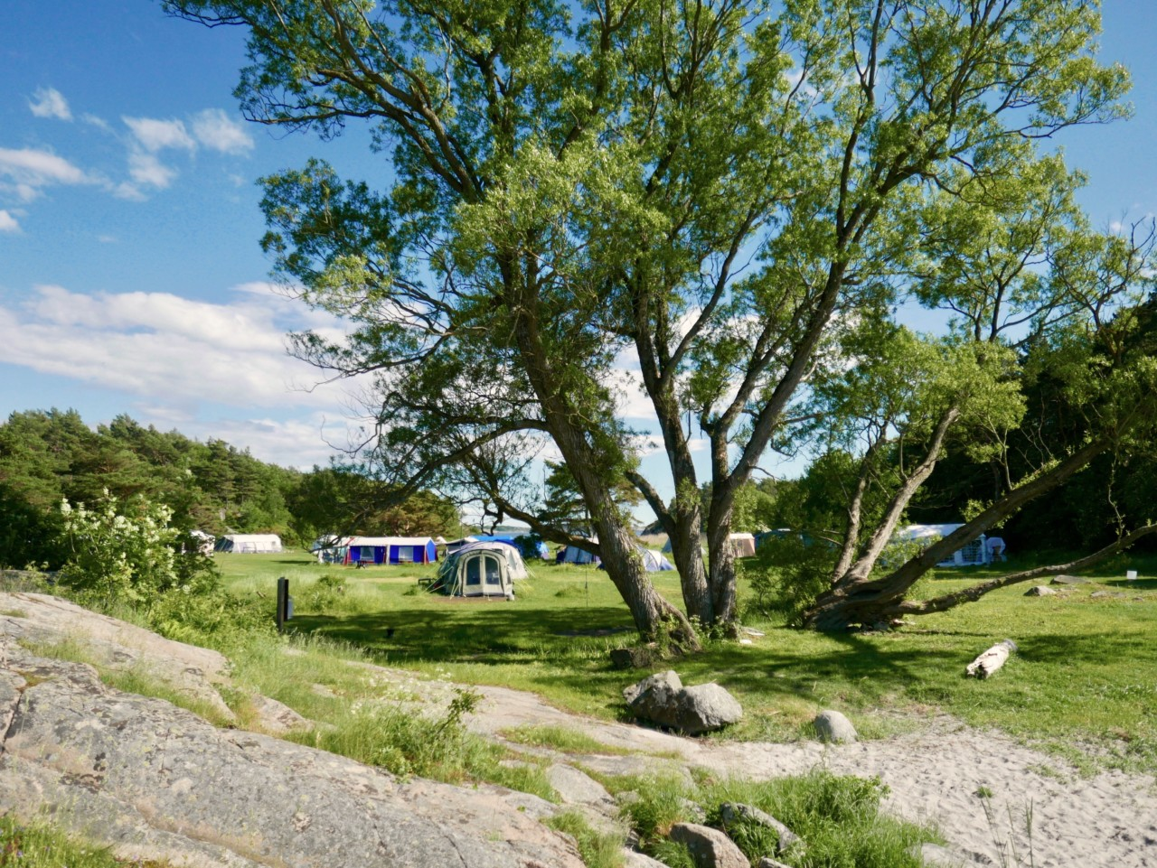 telt-camp-storesand-hvaler