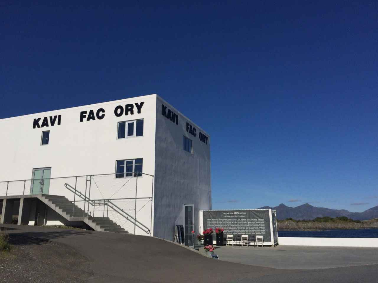 kaviar-factory-contemporary-art-hennningsvær-lofoten-visit-norway