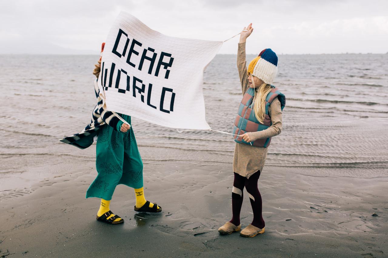 Dear world, dear ocean…