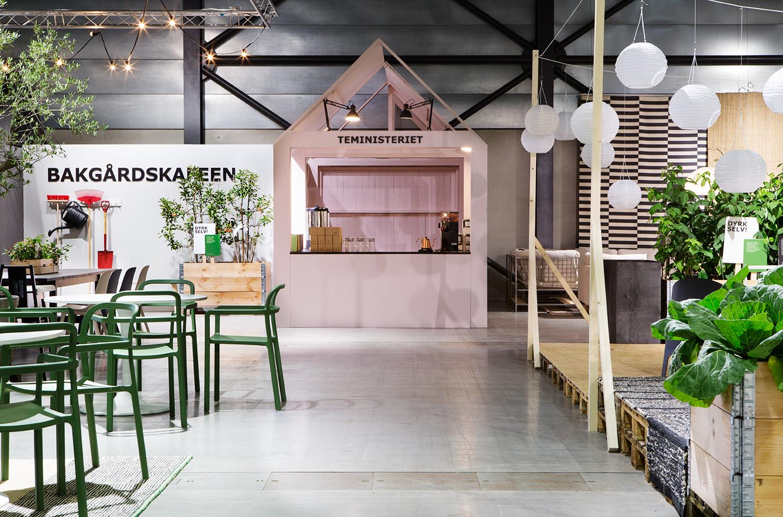 ikea-plantasjen-bakgardskafe-oslo-design-fair