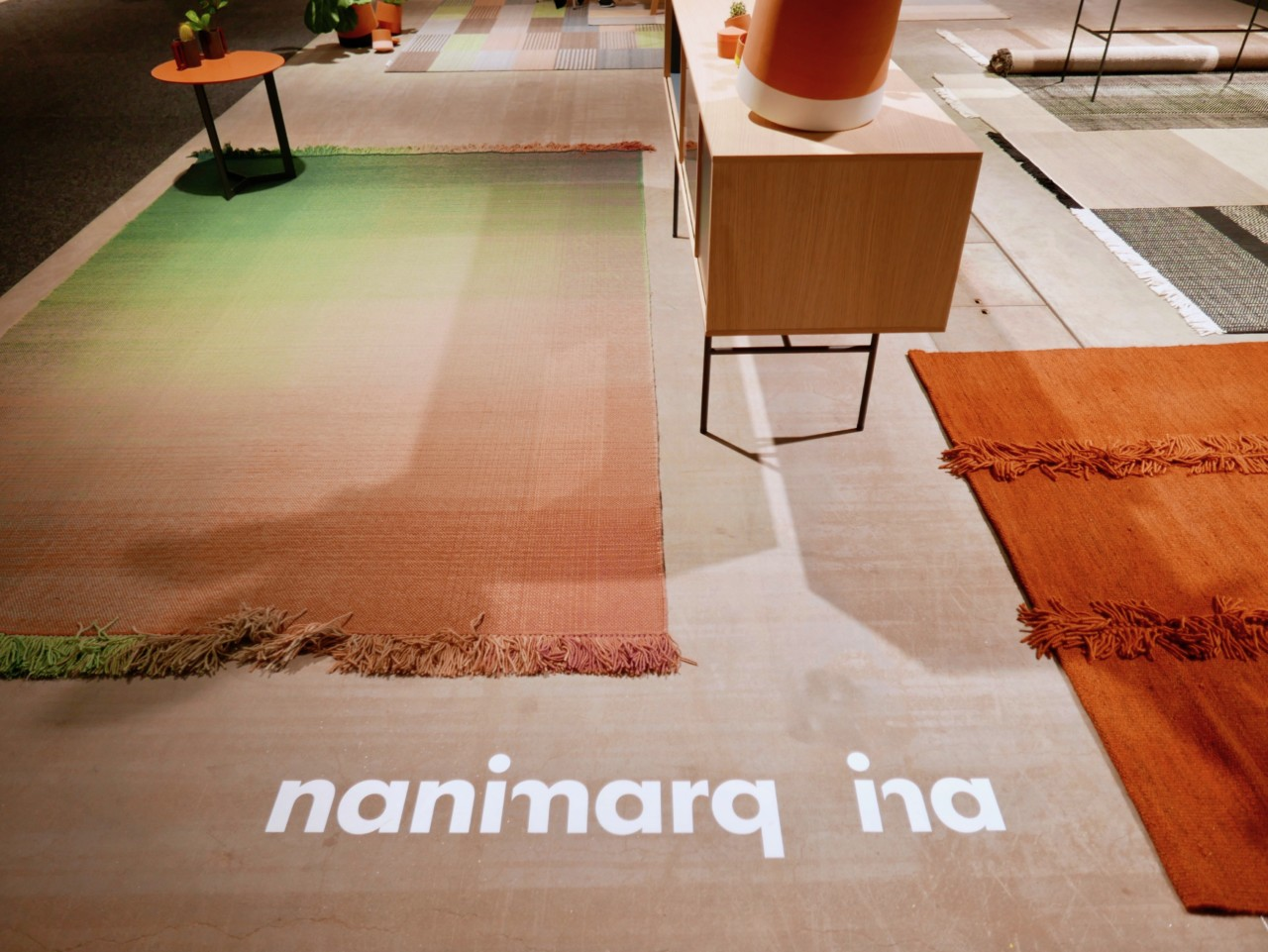nanimarquina-carpet-sustainable-handlaget-oslo-design-fair
