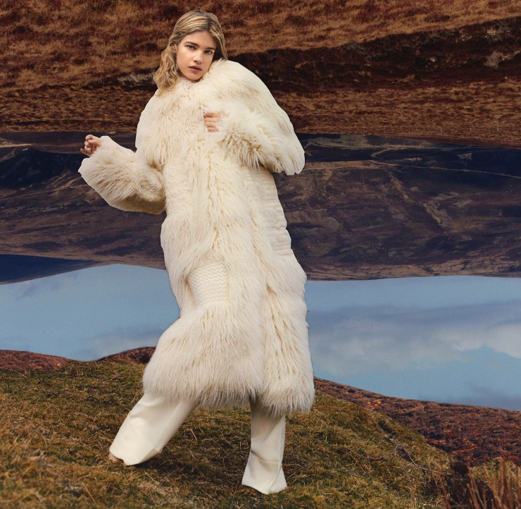 natalia-vodianova-stella-mc-cartney-fur-free-fur-campaign-green-house
