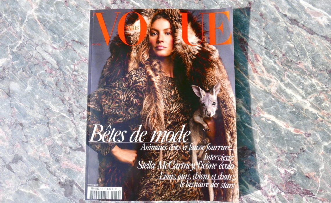 vogue-paris-cover-forside-gisele-bundchen-faux-fur-pels-green-house