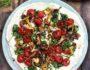 hummus-kantareller-ovnstekte-tomater-aicha-bouhlou-den-gronne-maten