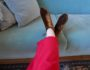 weekdays-red-jeans-anja-stang-denim-velvet-sofa