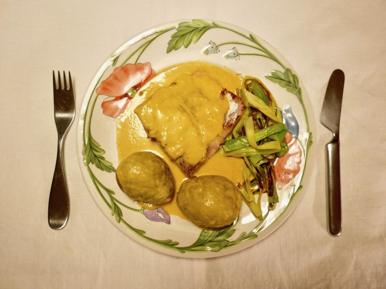fersk-sei-karri-curry-poteter-purre-oppskrift-green-house