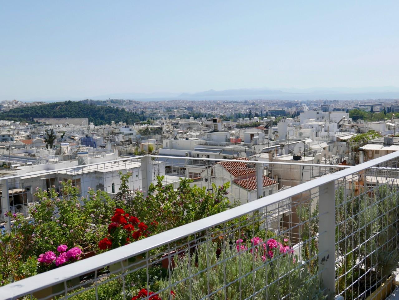 Prinsessen på erten i Athen