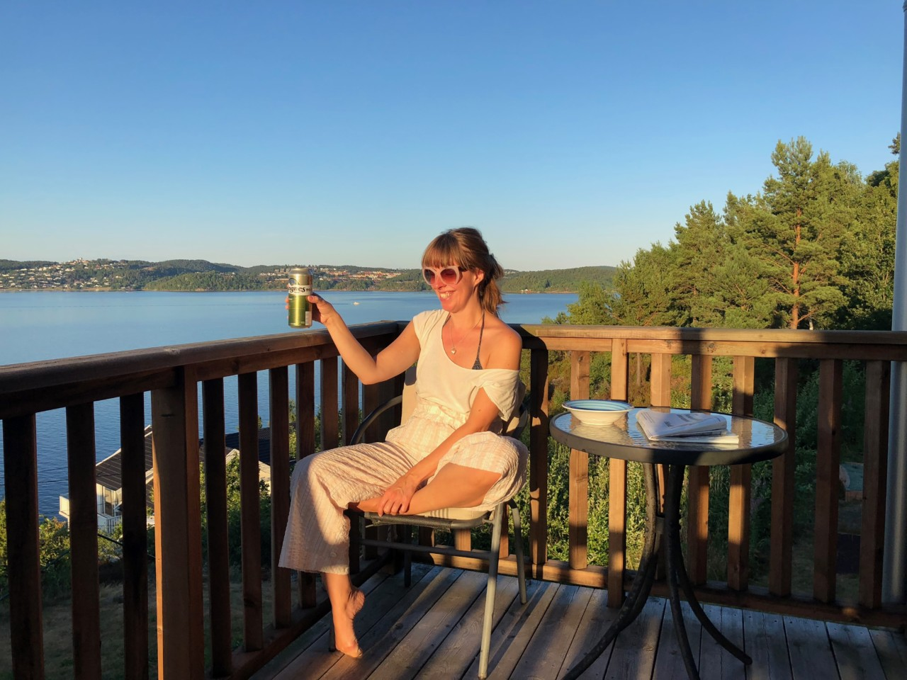 feriefjes-kristiansand-airbnb-green-house