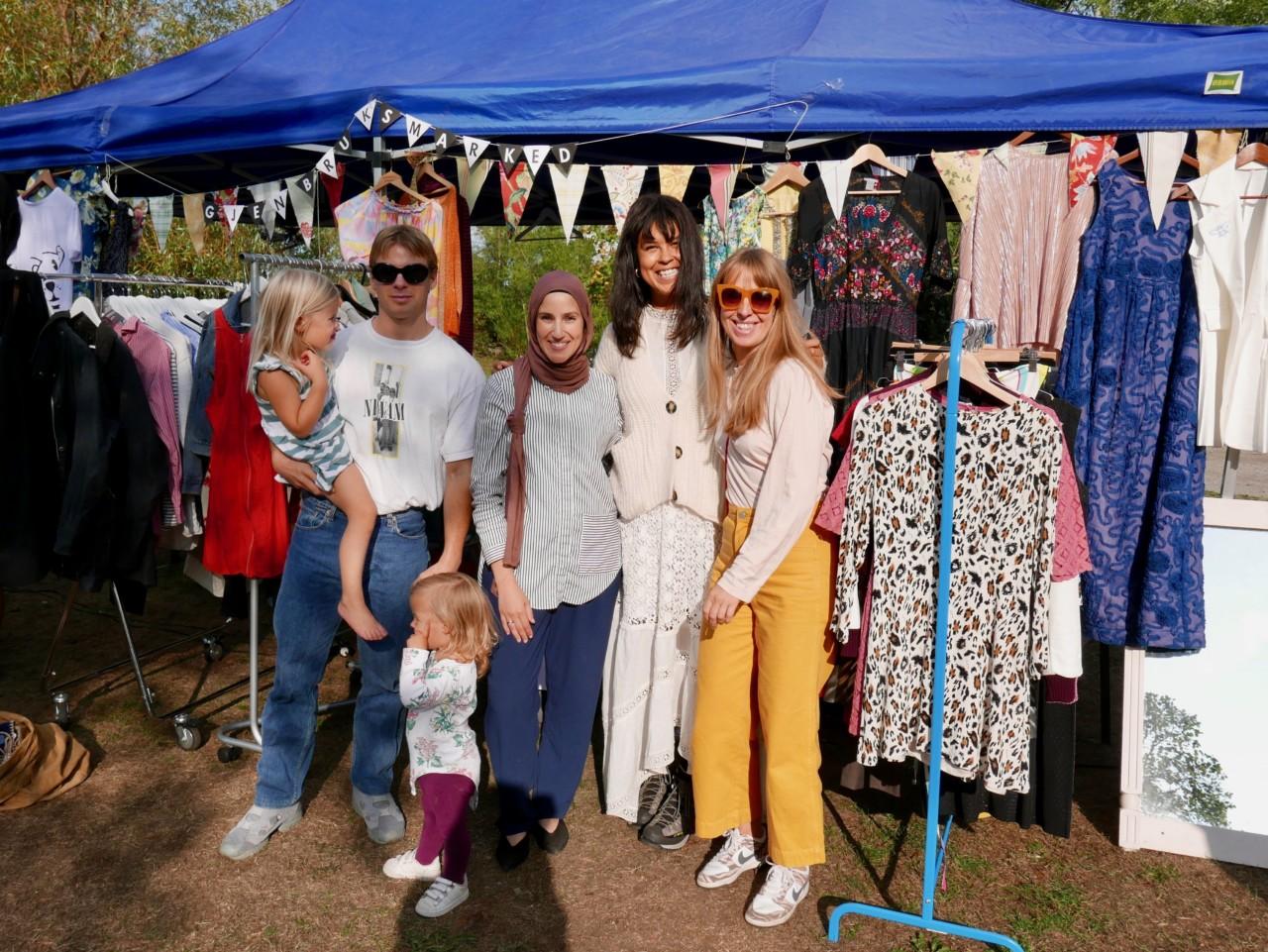 dream-team-gjenbruksmarked-gronn-festival-hellviktangen