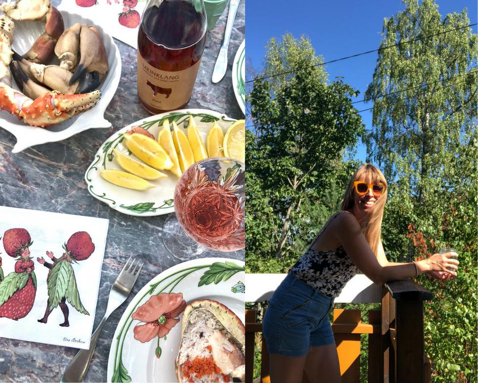 nesodden-sommerferie-staycation-skalldyr-green-house