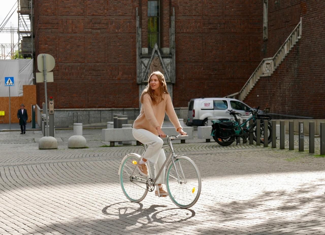 bysyklist-sykling-maria-huseby
