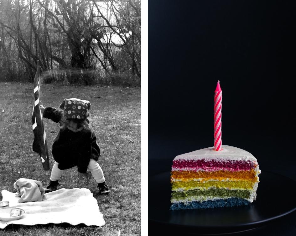 green-house-to-ar-bursdag-jubileum-regnbue-kake-syttitallsbarn