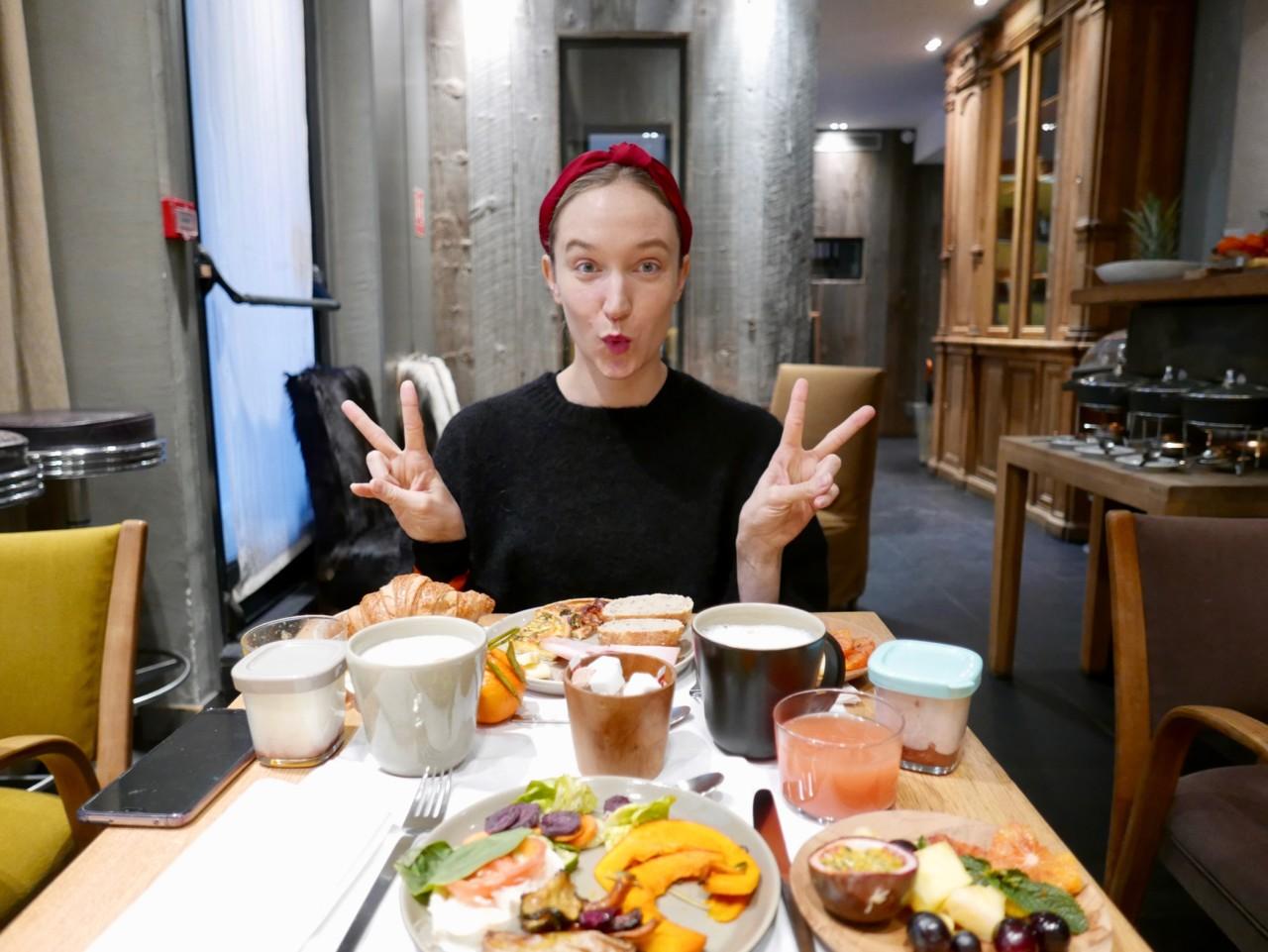 marianne-haugli-frokost-the-hidden-hotel-paris