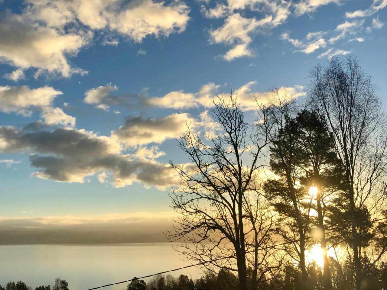 morgen-utsikt-nesodden-havet-bunnefjorden-sol-varme-green-house