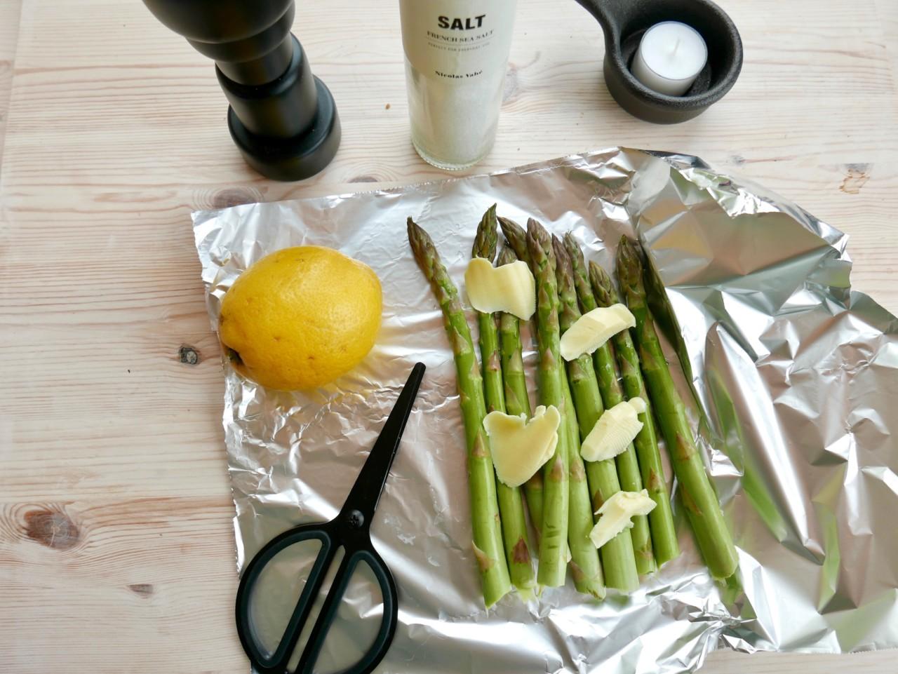 grillet-asparges-balpanne-middag-vegetar-green-house