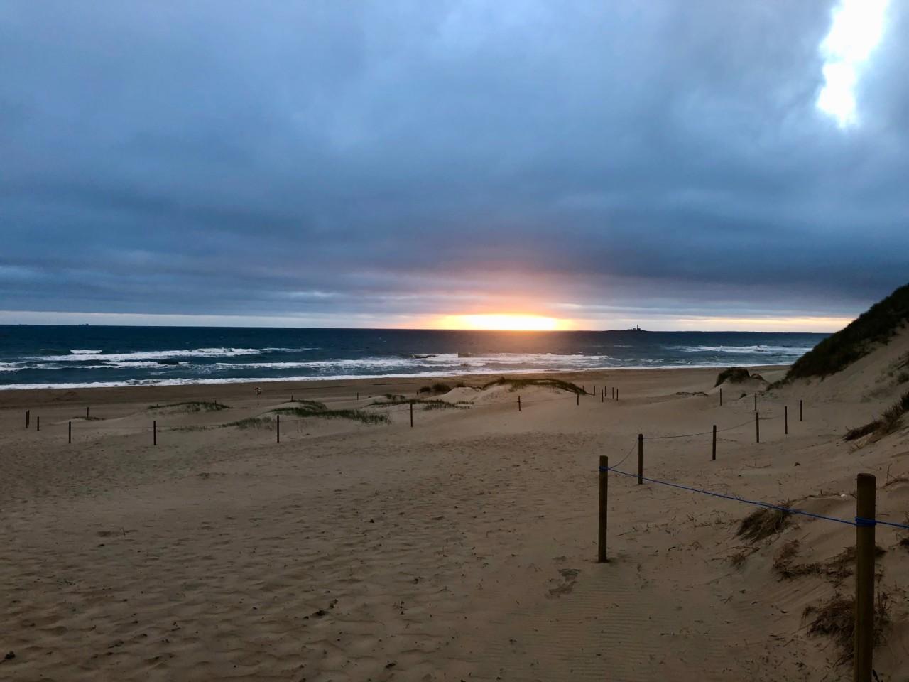solnedgang-borestranda-jaeren-stavanger-surfestrand