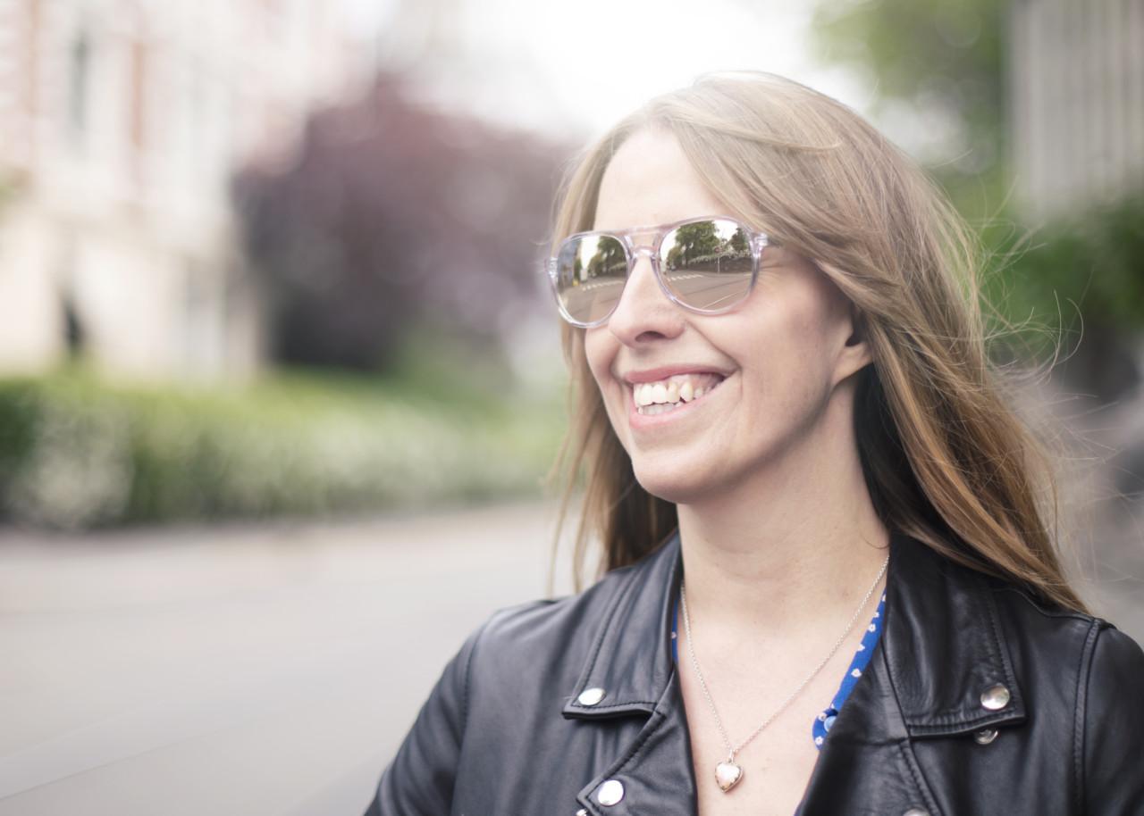 Mine første briller og filantropiske solbriller!