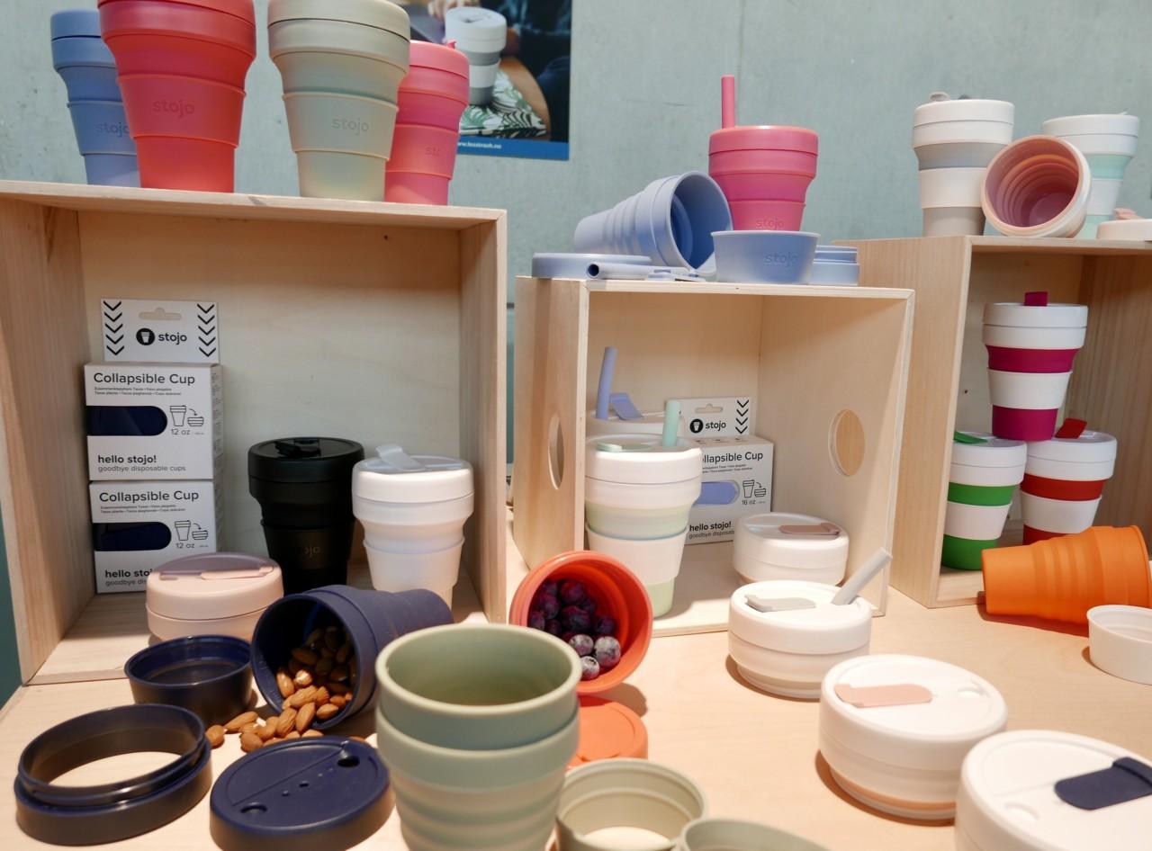 stojo-collapsible-cup-gjenbrukskopp-oslo-design-fair