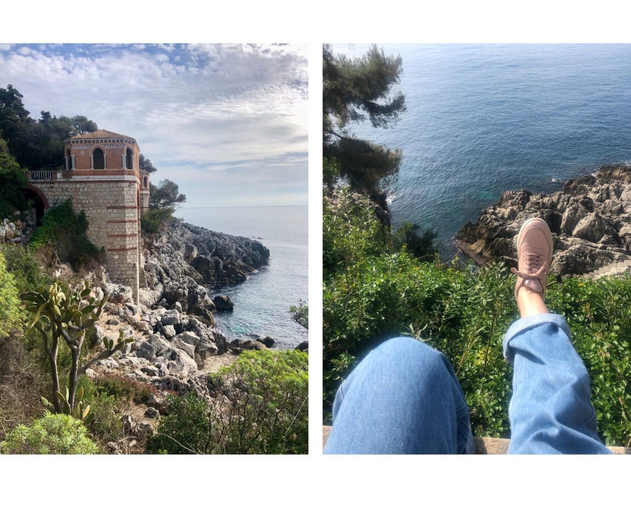 cap-martin-roquebrune-tur-promenade-havet