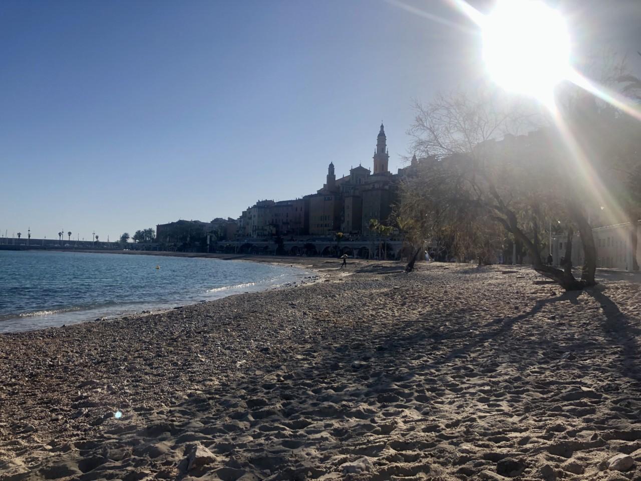 le-sablette-menton-strand-middelhavet-cote-azur