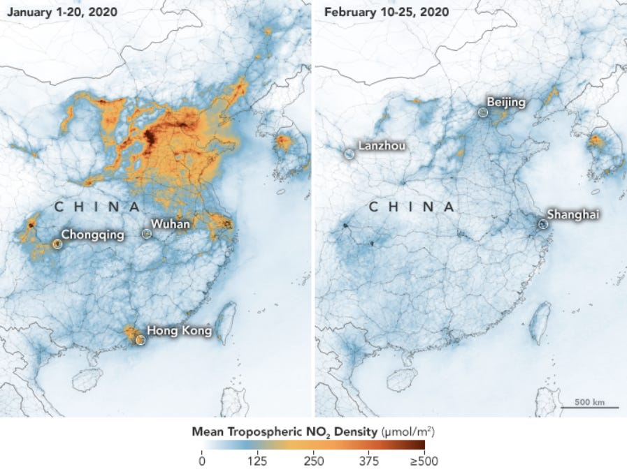 nasa-satelittbilde-luftforurensning-kina-wuhan-air-pollution
