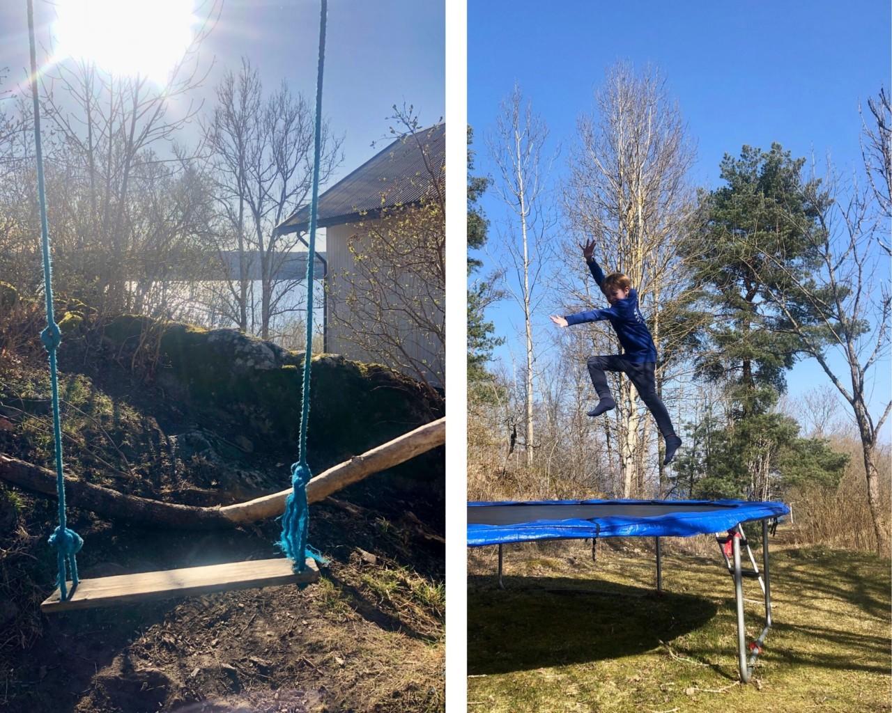 trampoline-gutt-huske-kirkevika-nesodden-sol