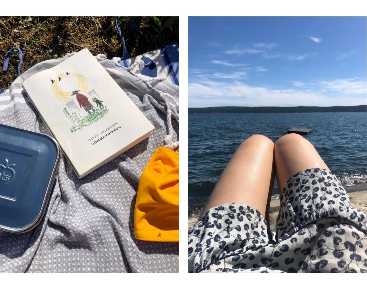 sol-sommer-havet-ganni-sommerboken-tove-jansson-resirkulert-bikini-weekdays