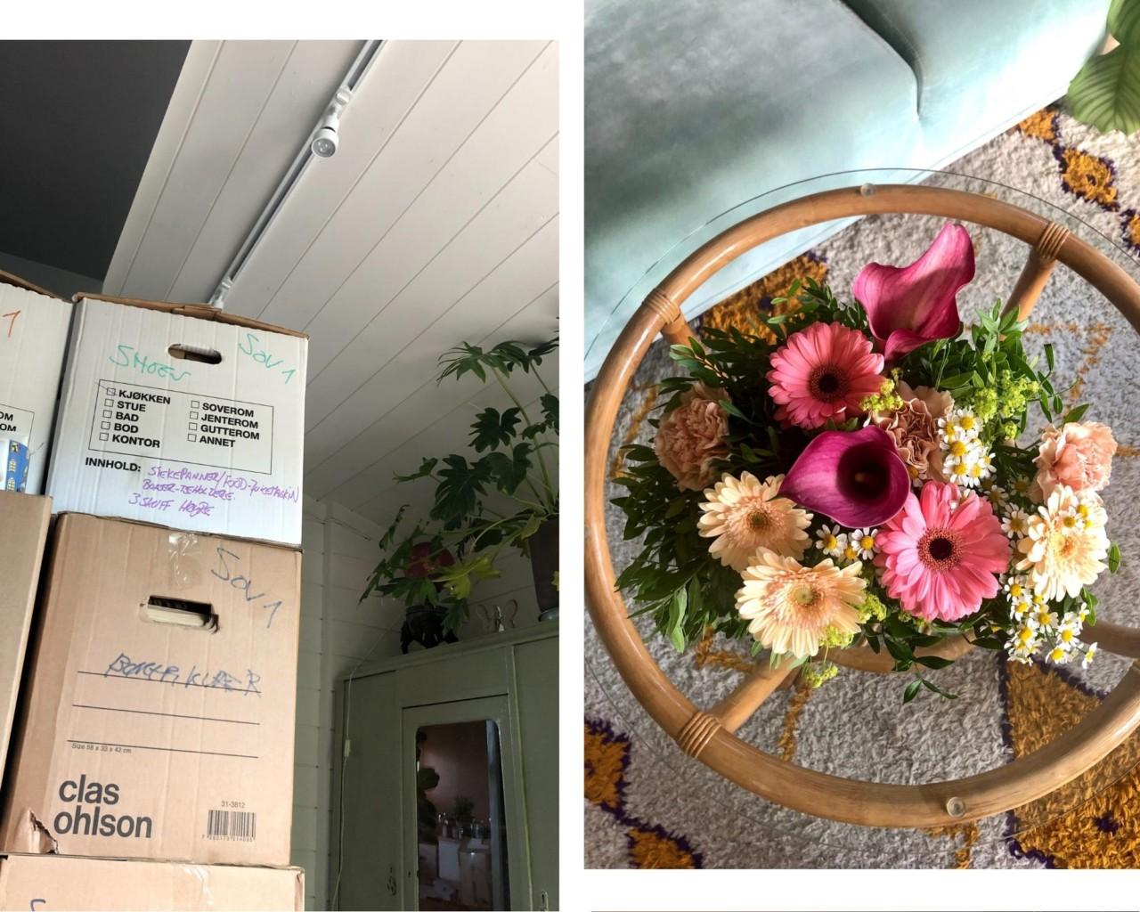 blomster-bukett-flytteesker-kaos-nytt-liv