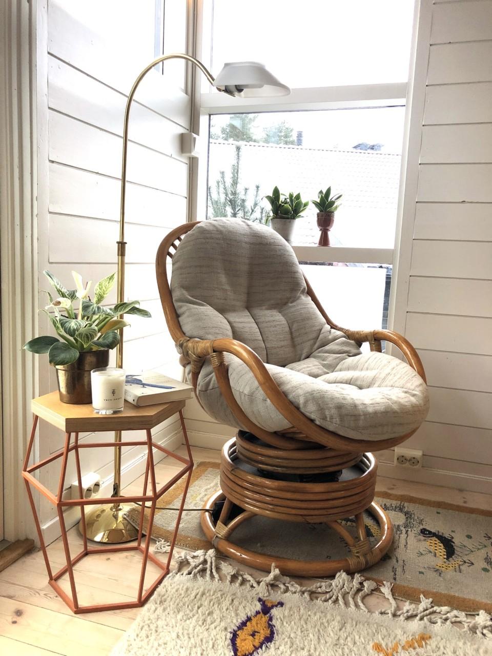 Bærekraftig interiør og historien bak en stol