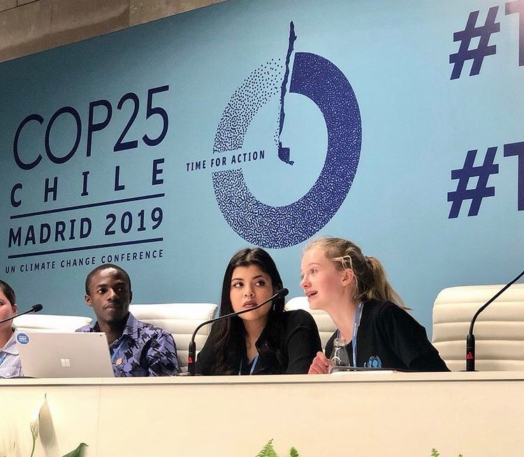 cop25-penelope-lea-panelsamtale-klima-greenhouse-eco