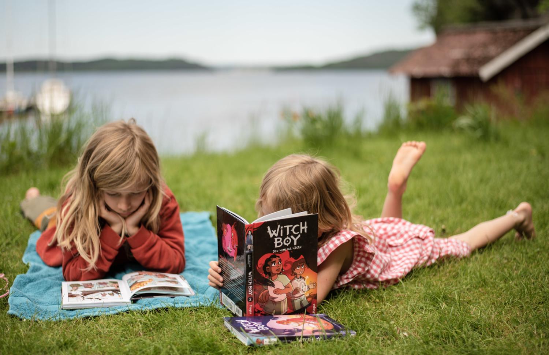 Inkluderende barnebøker for alle aldre