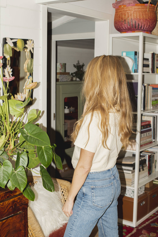 anja-stang-t-skjorte-jeans-speil-mirror-kapsel-garderobe-personlig-stil
